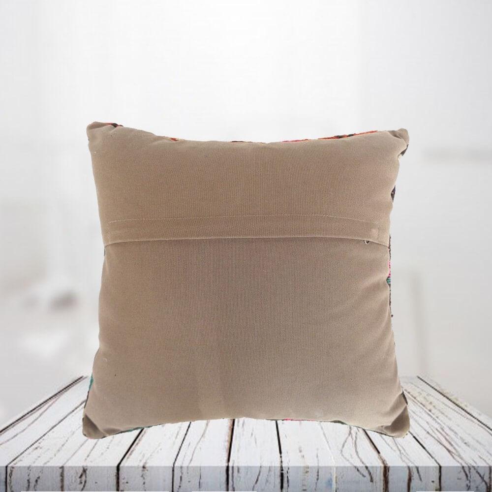 Handwoven Turkish kilim pillow case - SHI_PC09