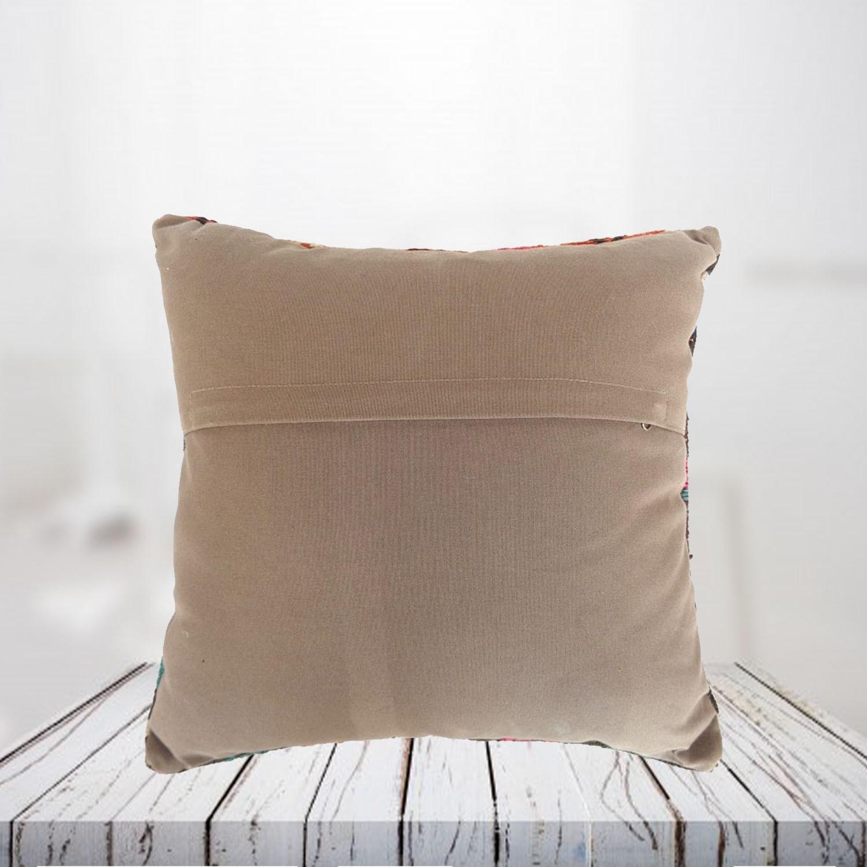 Handwoven Turkish kilim pillow case - SHI_PC28