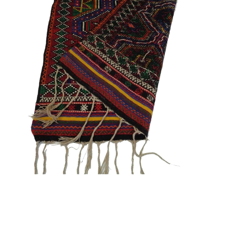 190 x 130 cm Handwoven oriental kilim rug - SHI_KR08