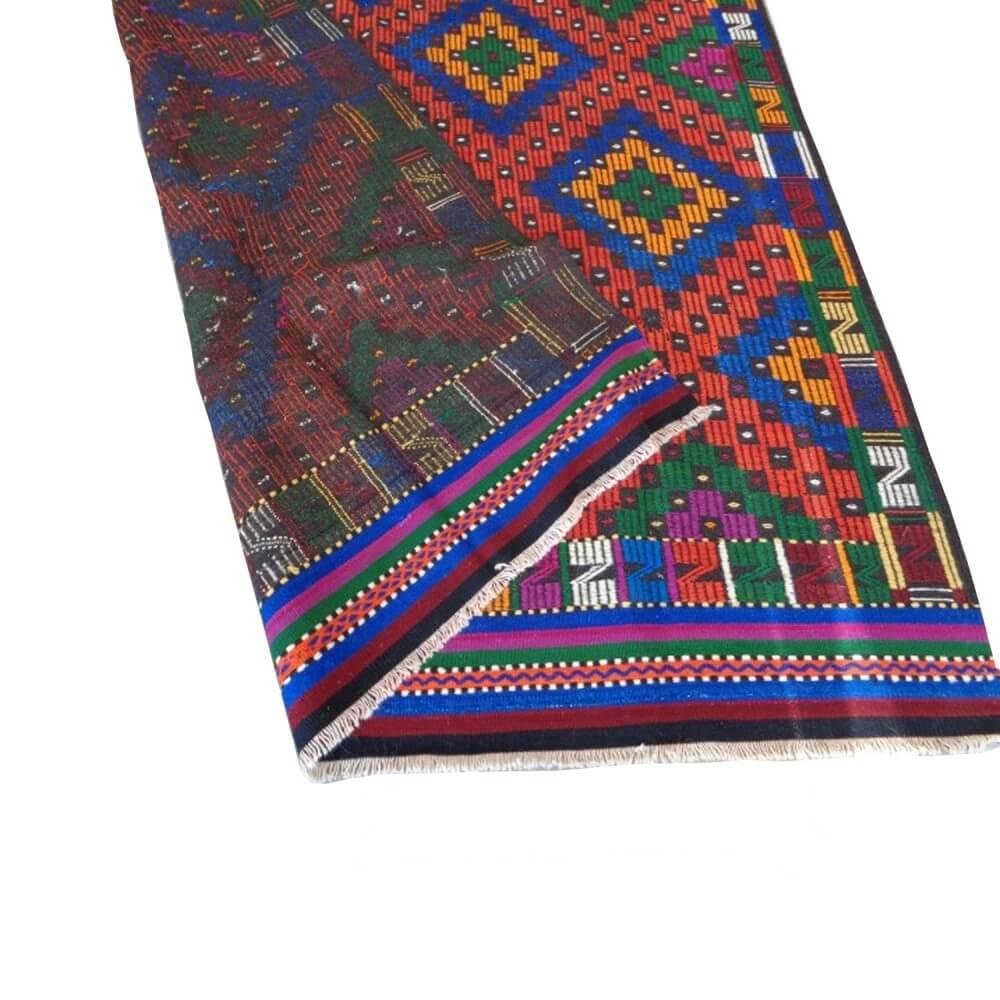 325 x 208 cm Handwoven oriental kilim rug - SHI_KR13
