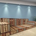 Three Seater Oriental Majlis Floor Sofa Couch