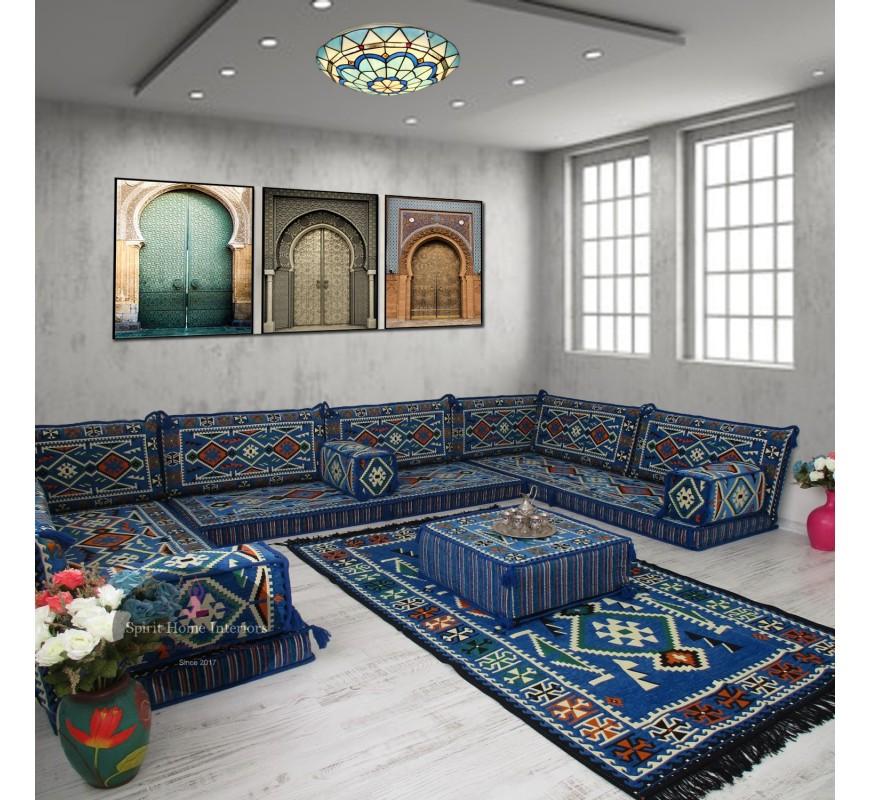 The Multifunctional Arabic Majlis Seating