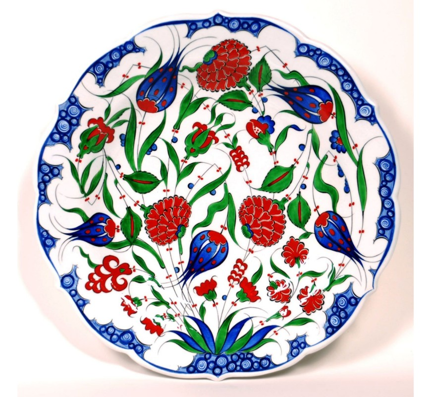 History of the Turkish handmade ceramics