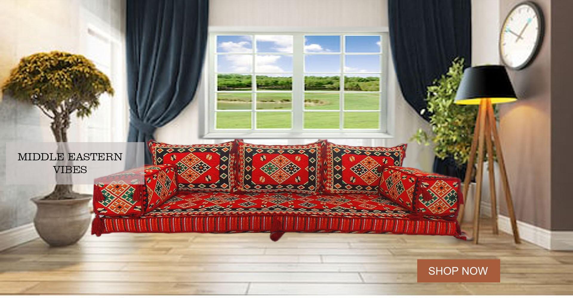 Floor sofas